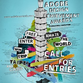Call For Entries : Adobe Design Achievement Awards