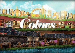 """Colors"" by Randy Raharja"