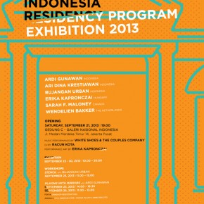 GNI Residency Program Exhibition 2013
