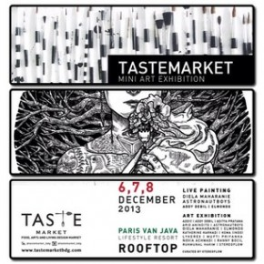 Taste Market Mini Exhibition
