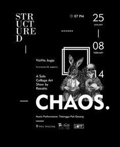 Structured Chaos: Resatio Adi Putra Solo Exhibition