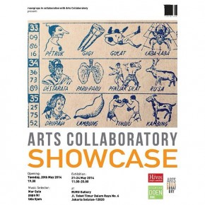 ruangrupa: Arts Collaboratory Showcase