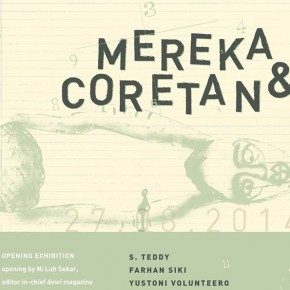 Group Exhibition: Mereka & Coretan