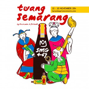 Tuang Semarang: Exhibition & E-Book Launching by Karamba & Friends