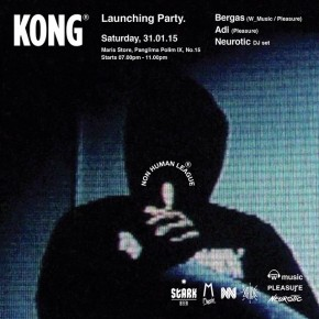 KONG  Launcing Party