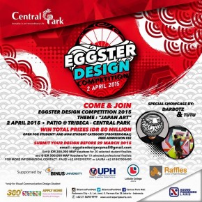 Central Park: Eggster Design Competition 2015