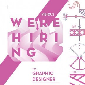Visious: Graphic Designer Wanted
