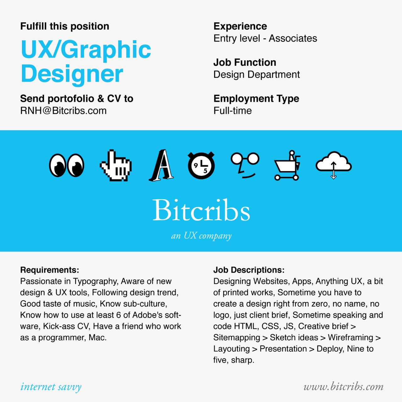 the features of the job of a graphic designer Graphic design is the process of visual communication and problem-solving  through the use of  graphic designers can work within companies devoted  specifically to the industry, such as design consultancies or branding agencies,  others.