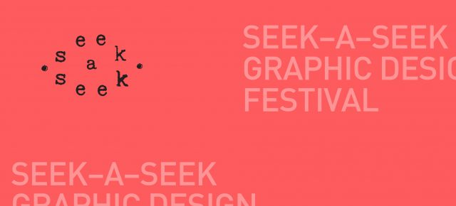 Smart Dialogue #10: Seek A Seek  Graphic Design Festival Pasar Seni & Exhibition