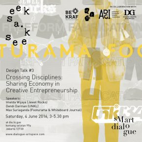 Seek A Seek Design Talk #3 - Crossing Disciplines: Sharing Economy in Creative Entrepreneurship