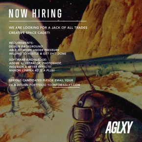 Ageless Galaxy creative: Graphic Designer Wanted [Job Vacancy]
