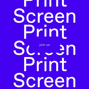 Tendency Zine: Print Screen by Scouting Unit Calling for Submissions
