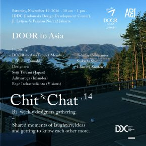 ADGI Chit >< Chat .14: DOOR to Asia