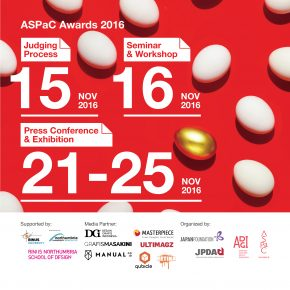 ASPaC Awards 2016 (Asia Students Package Design Competition)
